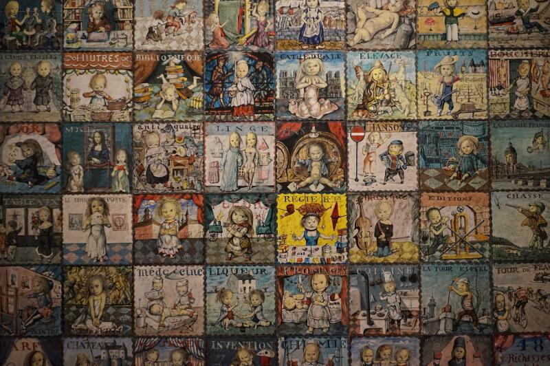 Foujita à la Maison de la Culture du Japon (71)