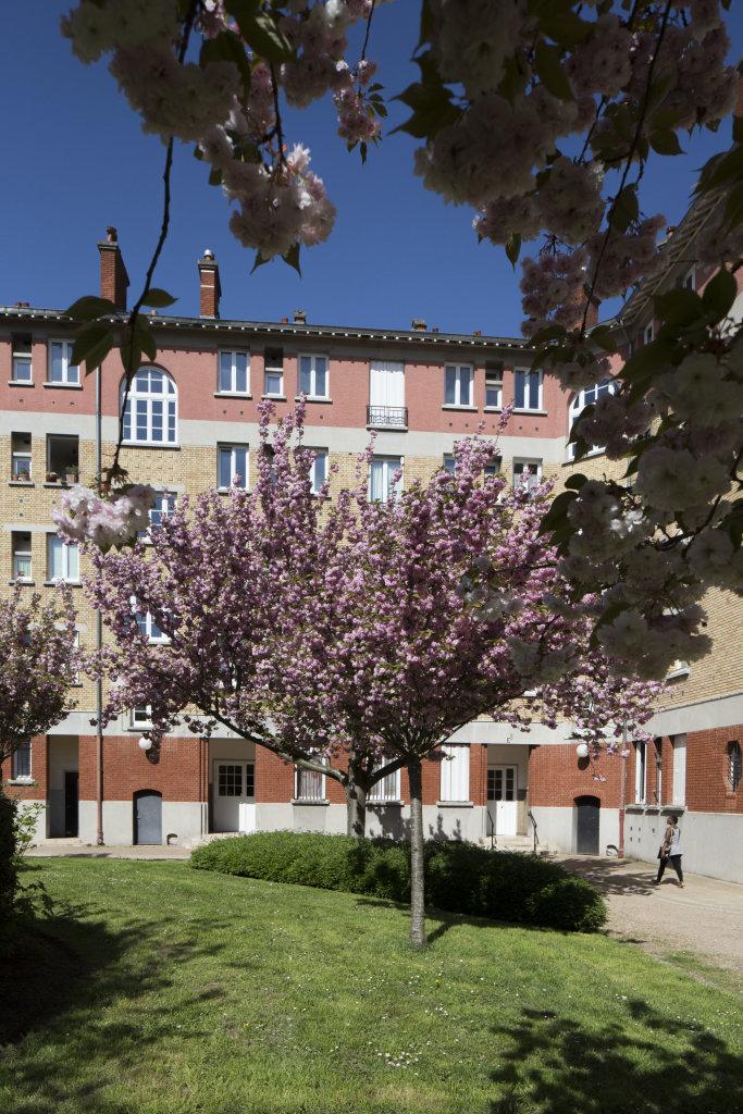 Cité-jardins - Suresnes