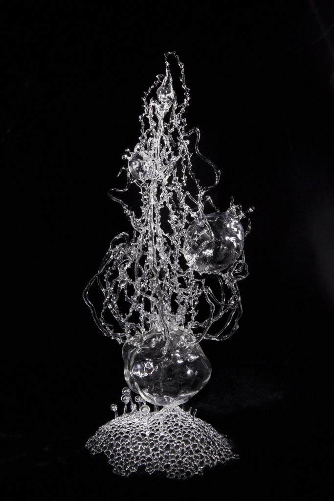Kim KototamaLune, Micro-organisme #06, 2017