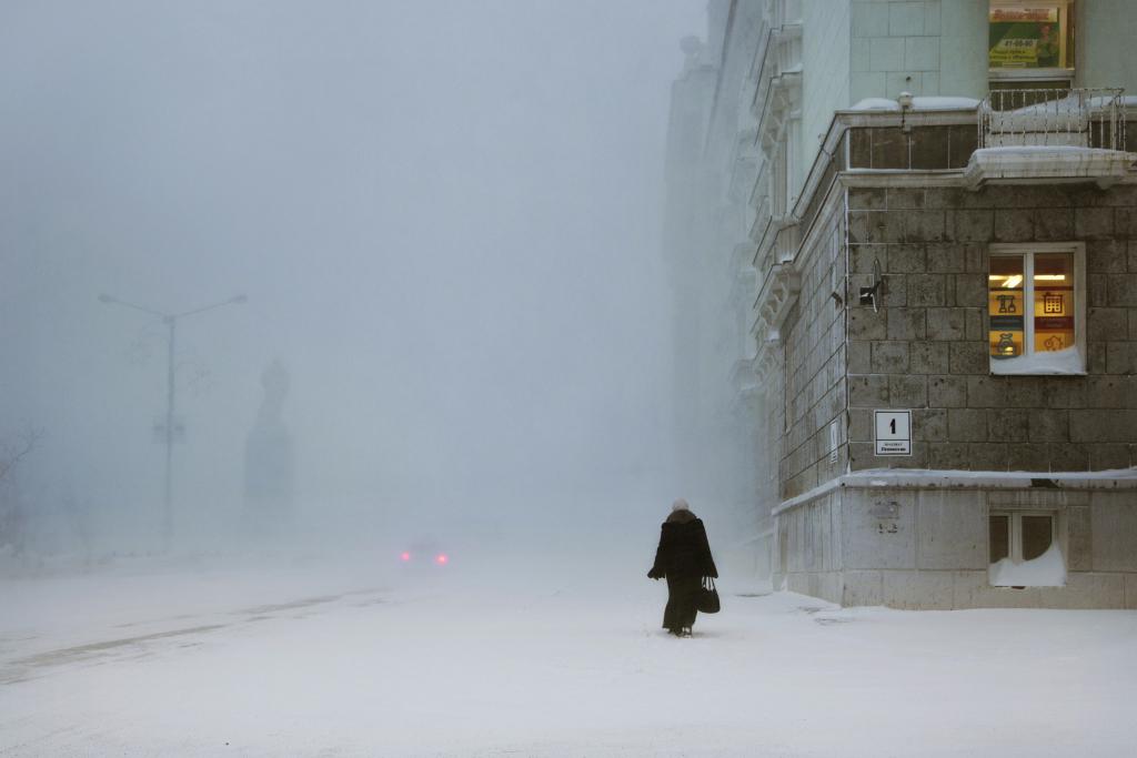 Lenine Prospekt, Sibérie