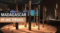 Madgascar - Musée du Quai Branly - Jacques Chirac