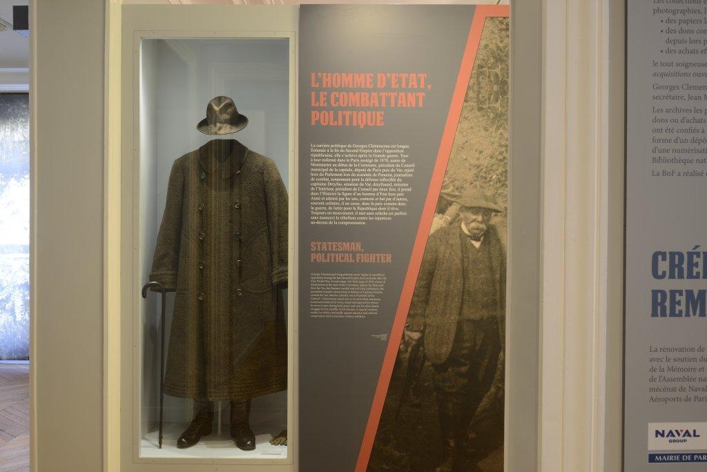 Manteau de Clemenceau