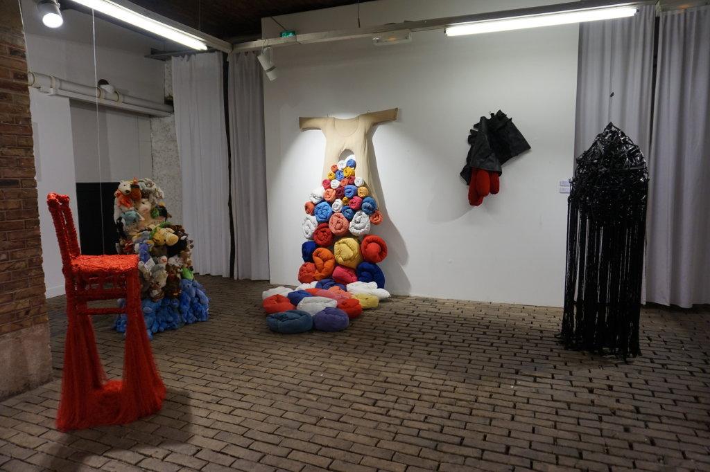 Marta Santos, Mac Paris, Automne 2018 - Bastille Design Center (2)