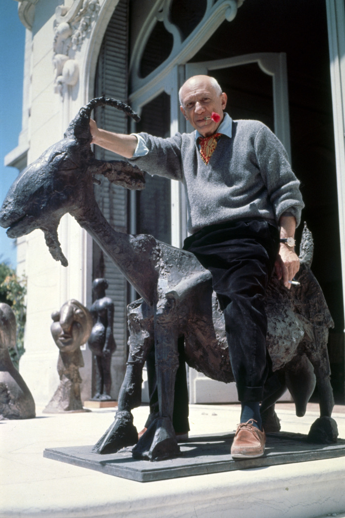 Pablo Picasso - La chèvre