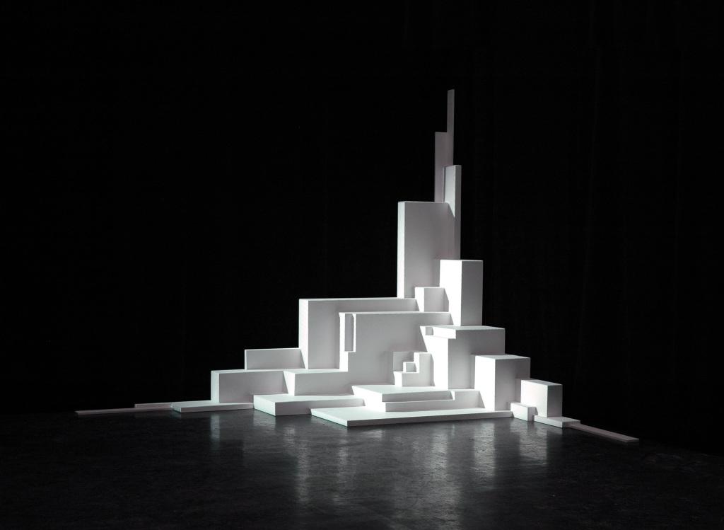 Pablo Valbuena, Augmented sculptures series 01