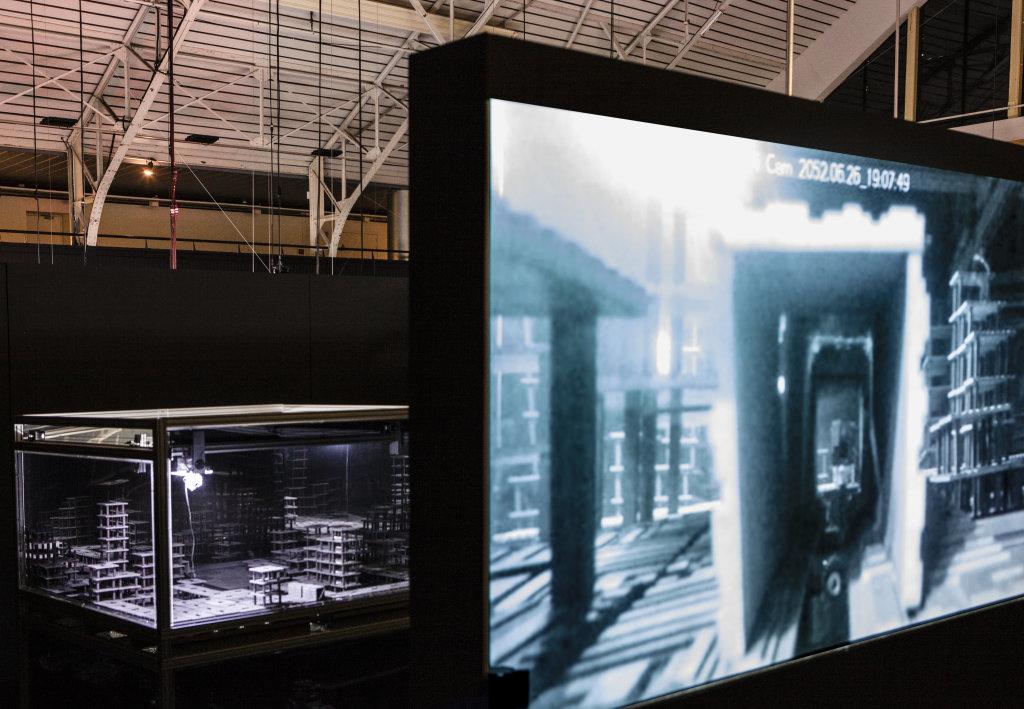 Vue de l'exposition Panorama 20 - Le Fresnoy