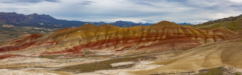 Panorama, Painted Hills