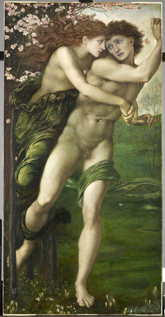 Phyllis and Demophoo, 1870
