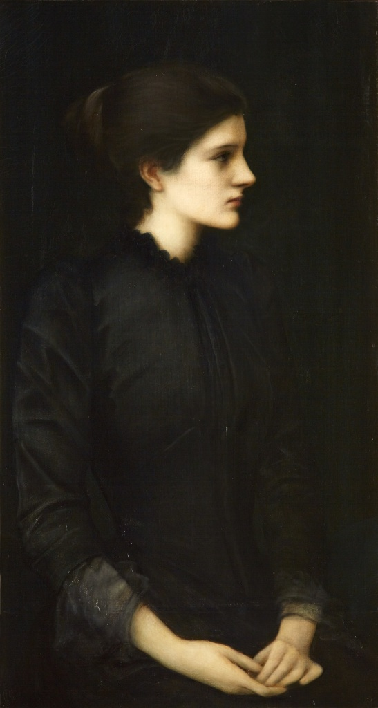 Portrait of Amy Gaskell, 1893