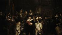 Rembrandt, La Ronde de nuit, 1642 © Rijksmuseum