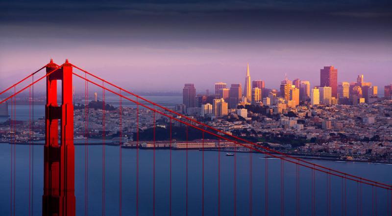 San Francisco, tous droits réservés
