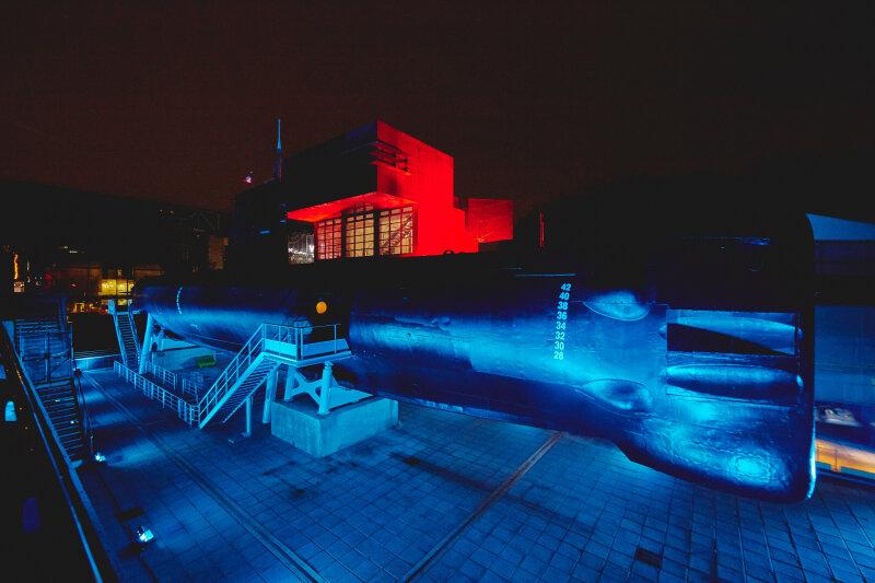 (c) Cité des sciences et de l'industrie