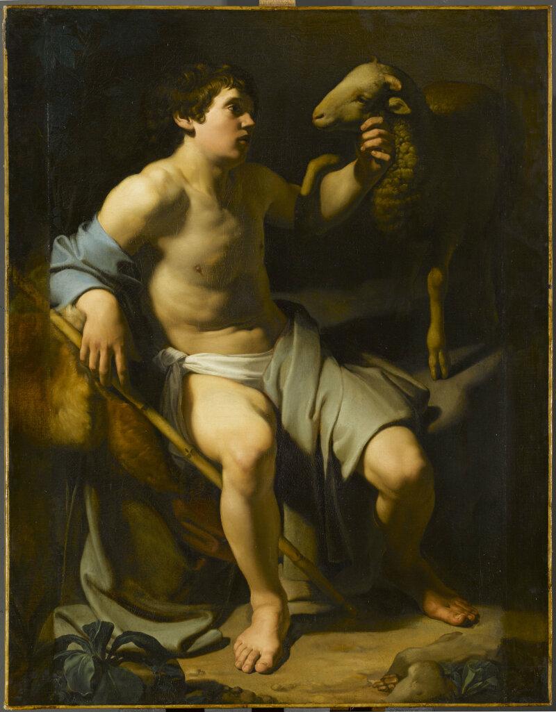 Manfredi Bartholomeo (vers 1580-vers 1620). Paris, musée du Louvre