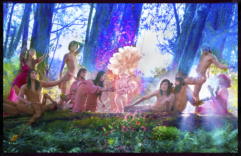 ©  David  LaChapelle.  Courtesy  Templon  (Paris,  Brussels)