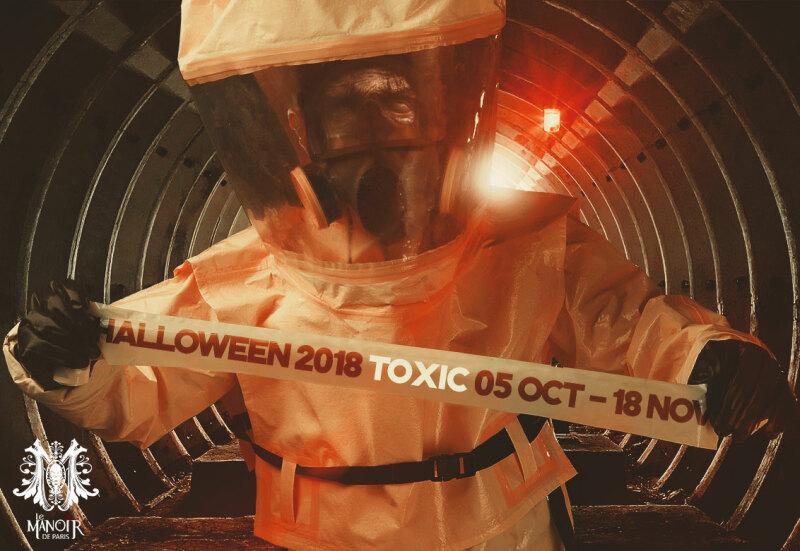 Manoir de Paris Toxic
