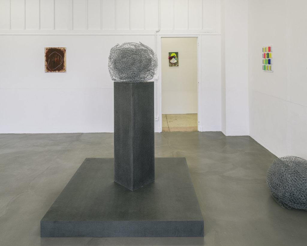 Vue de l'exposition Delphine Coindet, Ventile, 2018 - Le Portique centre régional d'art contemporain du Havre (17)