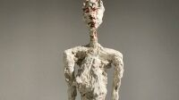 Alberto Giacometti, Grande Femme, 1958