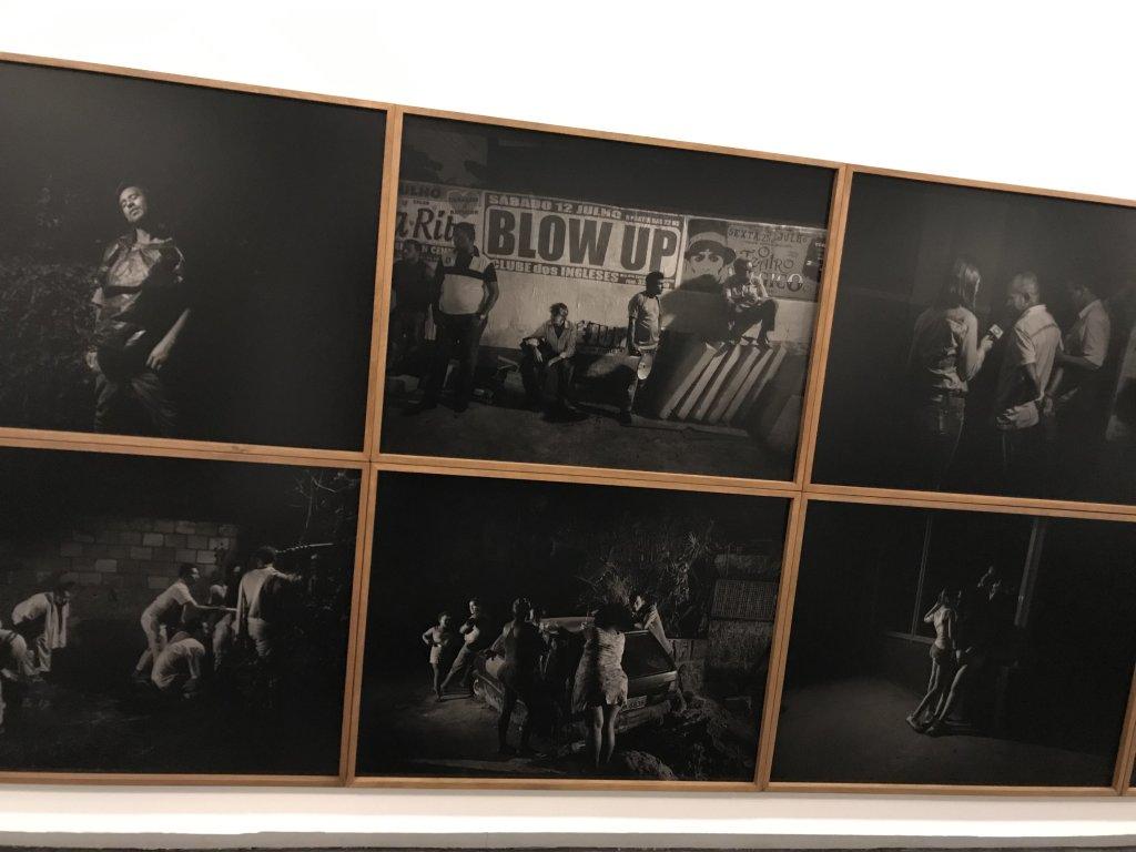 Vue de l'exposition Alex Majoli, scene - Le Bal - Paris (3)