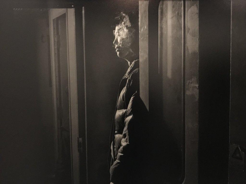Vue de l'exposition Alex Majoli, scene - Le Bal - Paris (35)