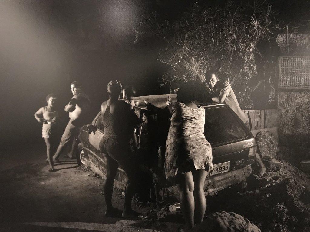 Vue de l'exposition Alex Majoli, scene - Le Bal - Paris (4)