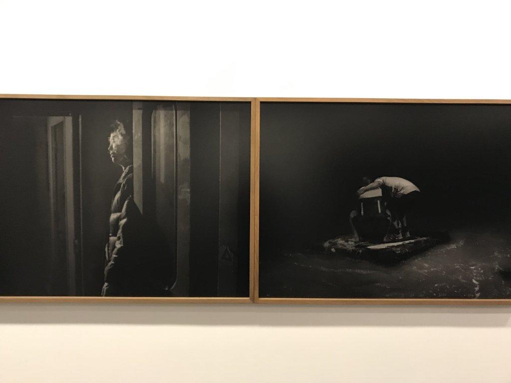 Vue de l'exposition Alex Majoli, scene - Le Bal - Paris (8)