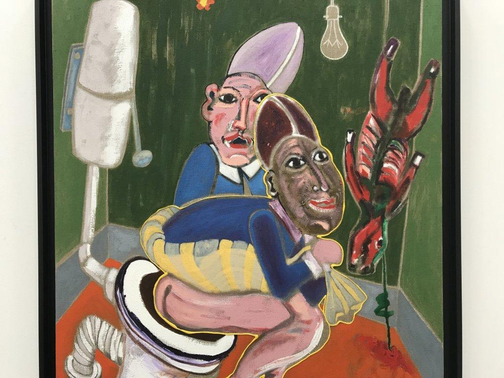 Vue de l'exposition André Cervera - Galerie Frédéric Roulette (15)