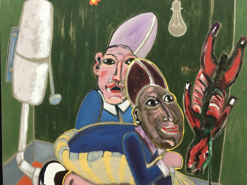 Vue de l'exposition André Cervera - Galerie Frédéric Roulette (16)