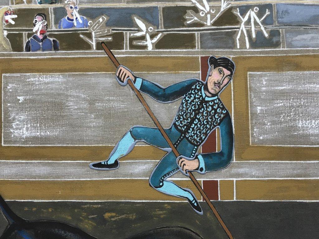 Vue de l'exposition André Cervera - Galerie Frédéric Roulette (18)
