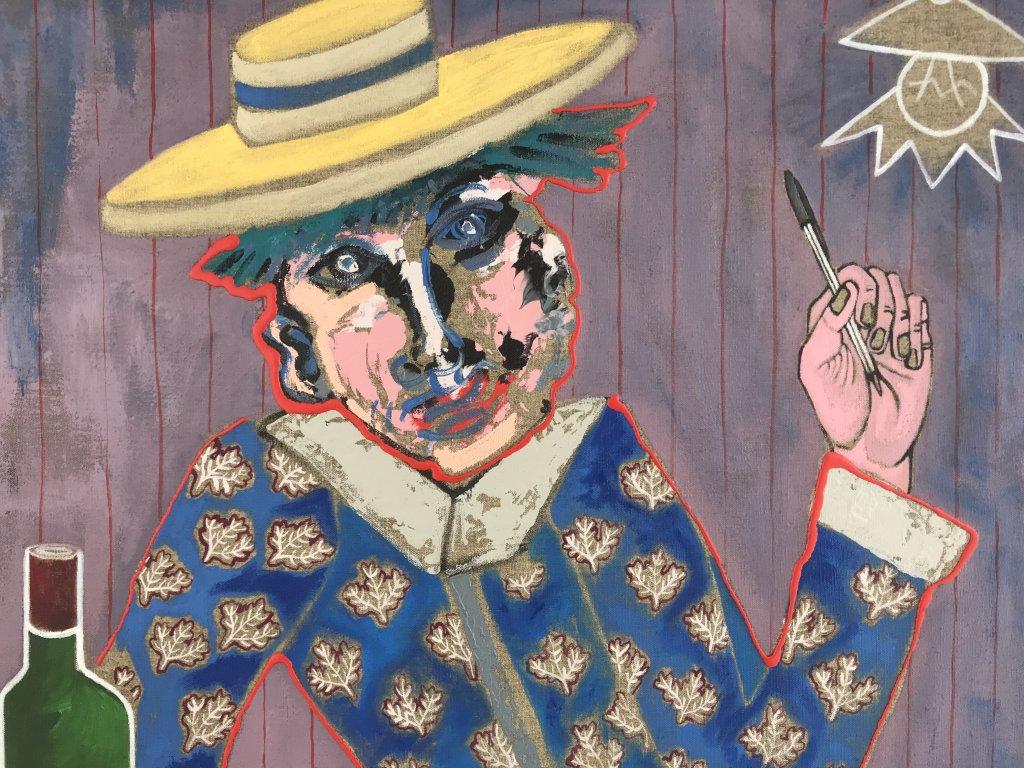 Vue de l'exposition André Cervera - Galerie Frédéric Roulette (31)
