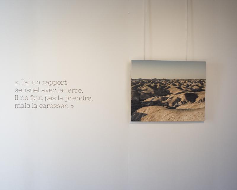Vue de l'exposition Clément Chapillon - MAC Créteil (1)