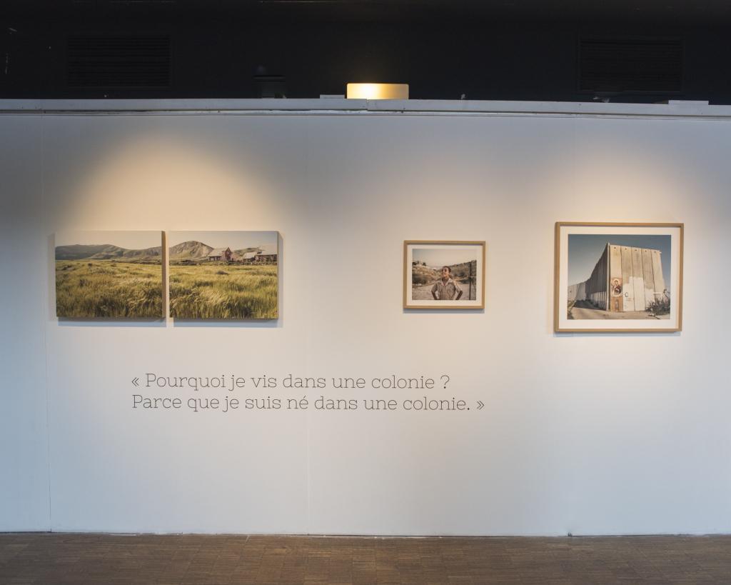 Vue de l'exposition Clément Chapillon - MAC Créteil (10)