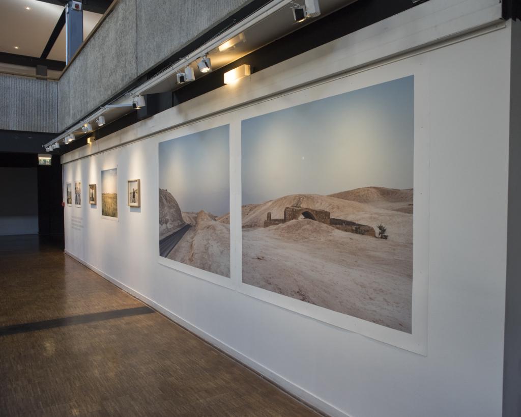 Vue de l'exposition Clément Chapillon - MAC Créteil (12)