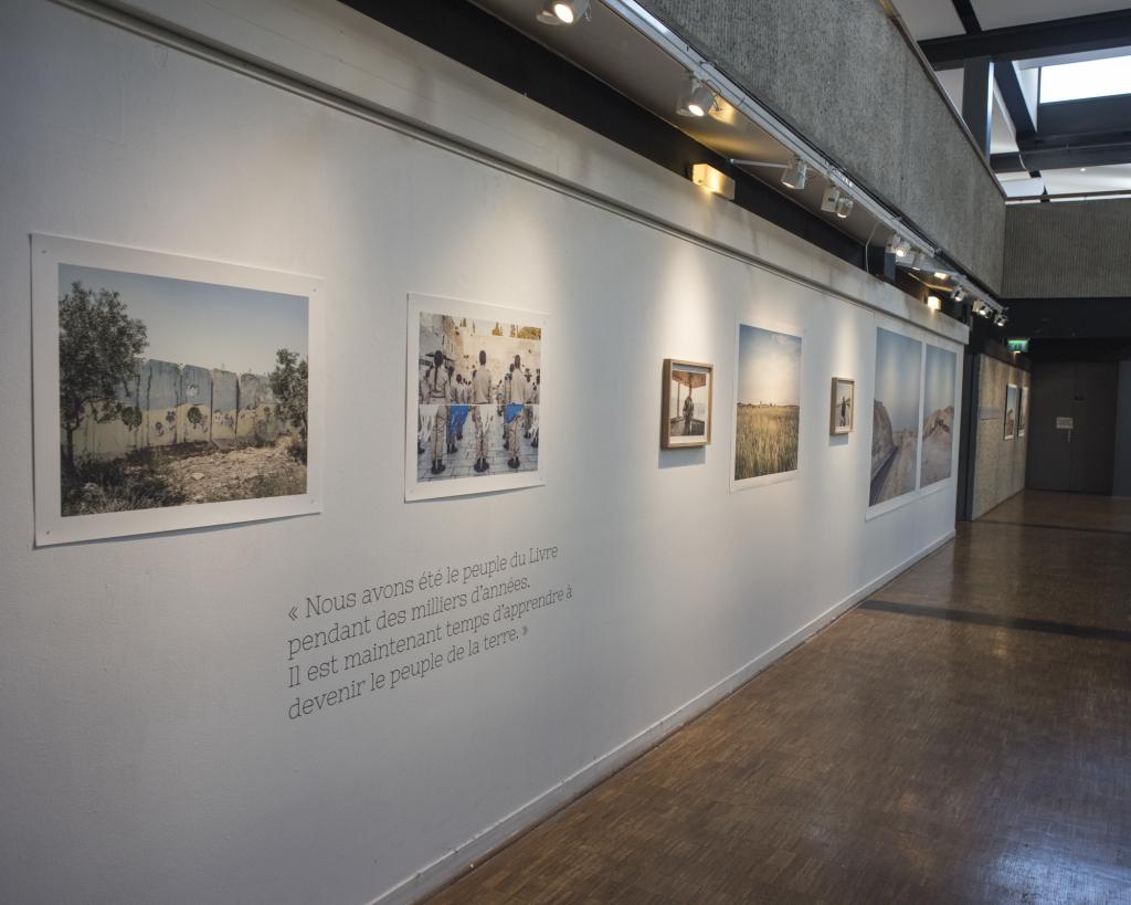 Vue de l'exposition Clément Chapillon - MAC Créteil (15)