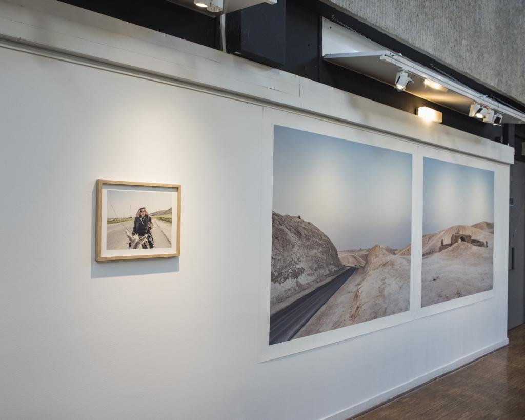 Vue de l'exposition Clément Chapillon - MAC Créteil (16)