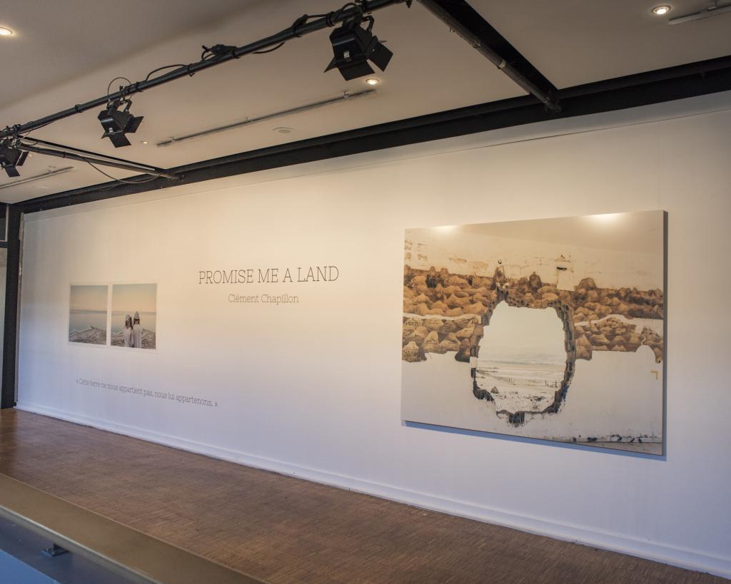 Vue de l'exposition Clément Chapillon - MAC Créteil (18)