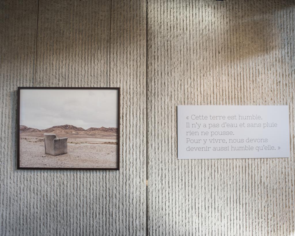 Vue de l'exposition Clément Chapillon - MAC Créteil (19)