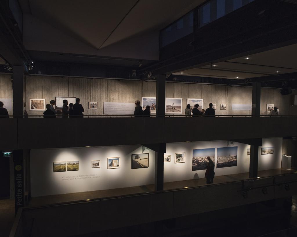 Vue de l'exposition Clément Chapillon - MAC Créteil (2)
