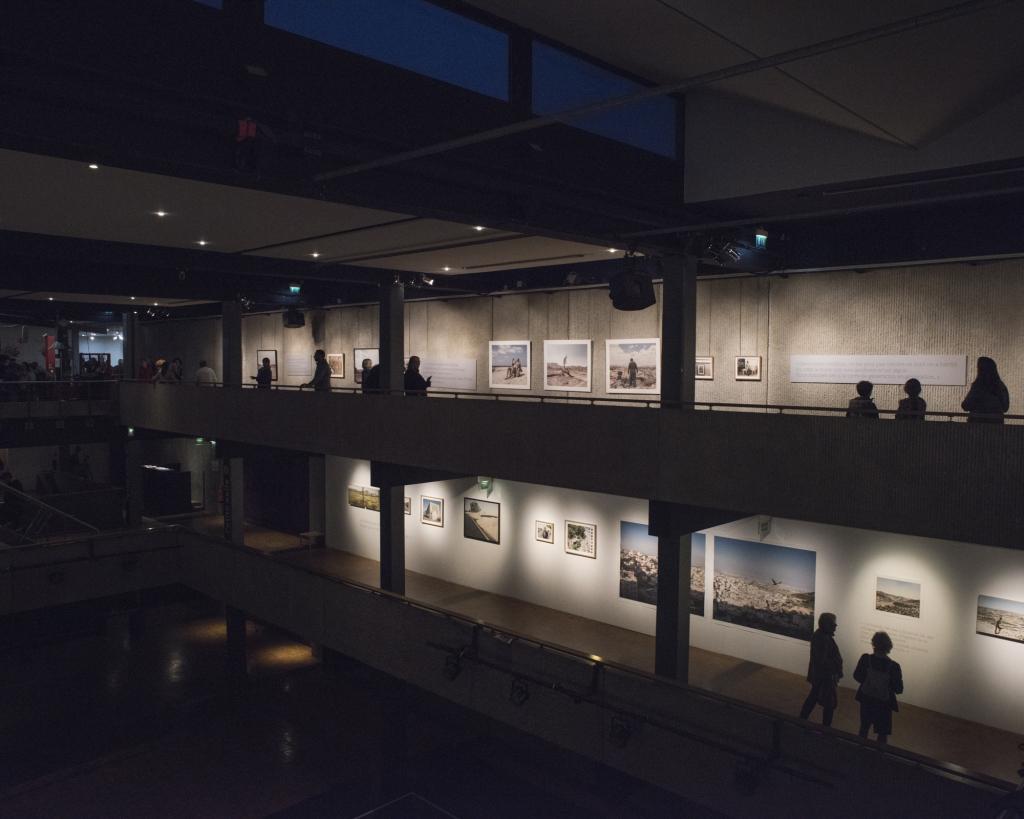 Vue de l'exposition Clément Chapillon - MAC Créteil (3)