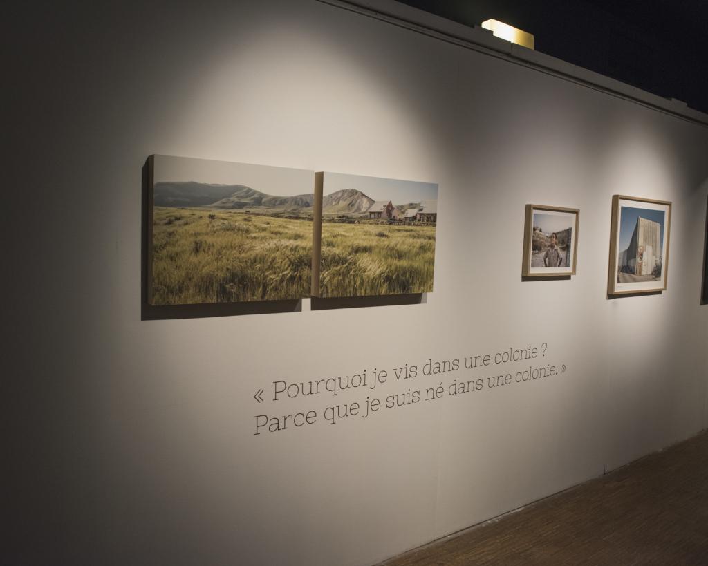 Vue de l'exposition Clément Chapillon - MAC Créteil (4)