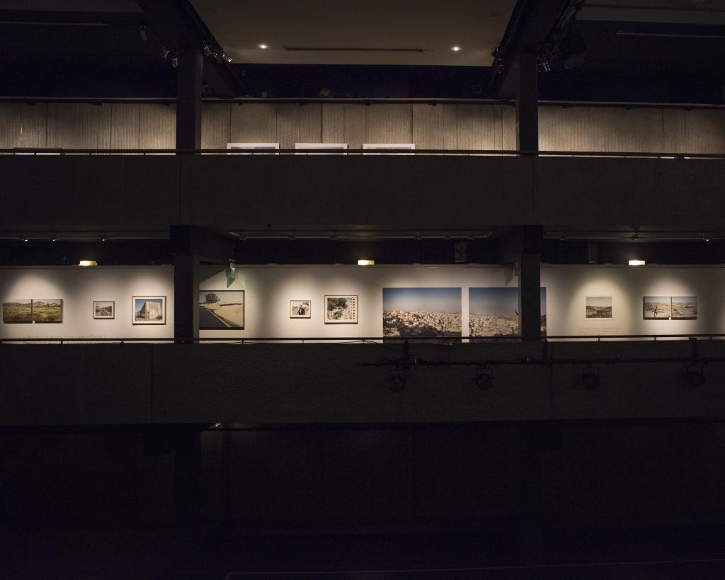 Vue de l'exposition Clément Chapillon - MAC Créteil (5)