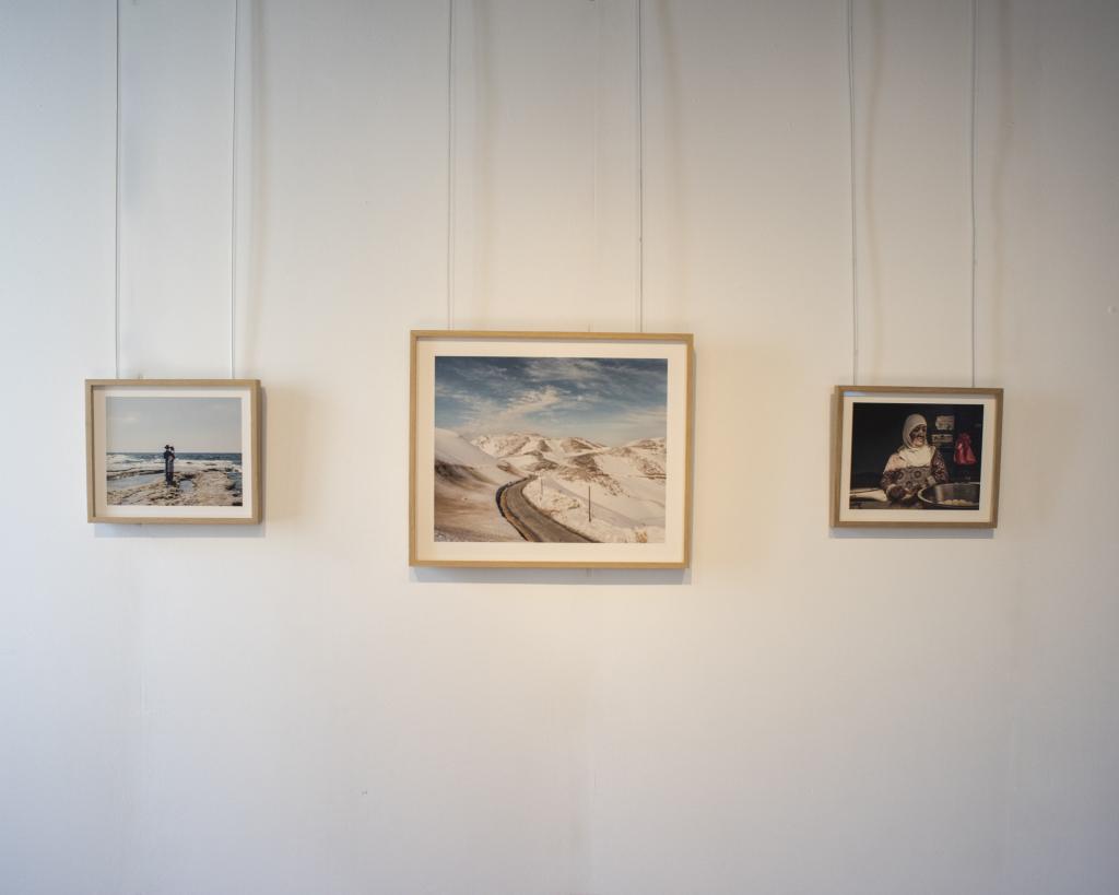 Vue de l'exposition Clément Chapillon - MAC Créteil (7)