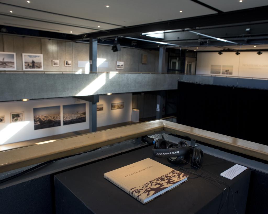 Vue de l'exposition Clément Chapillon - MAC Créteil (8)