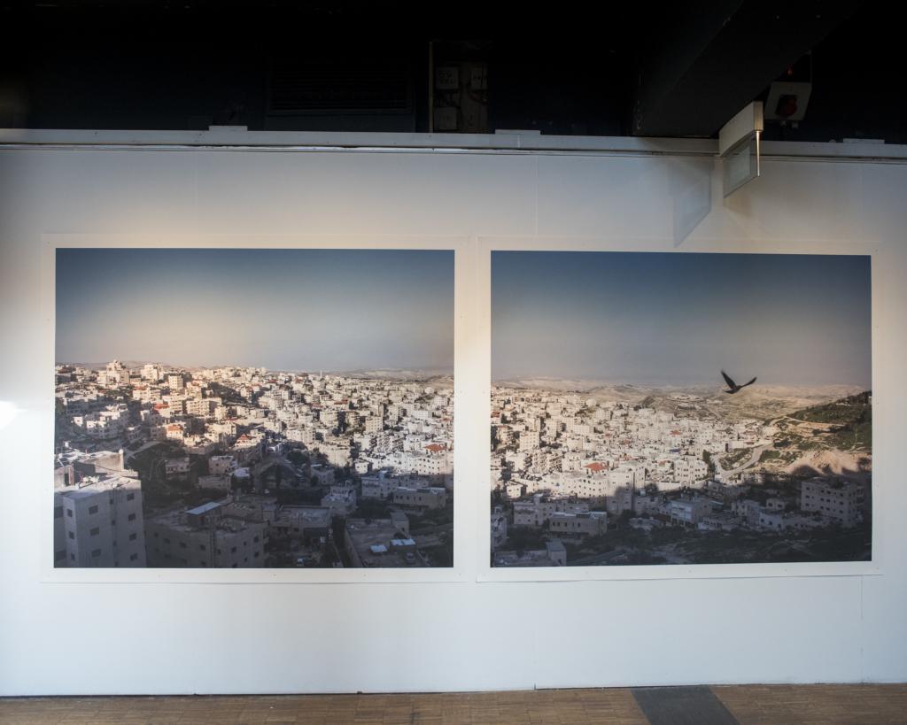 Vue de l'exposition Clément Chapillon - MAC Créteil (9)