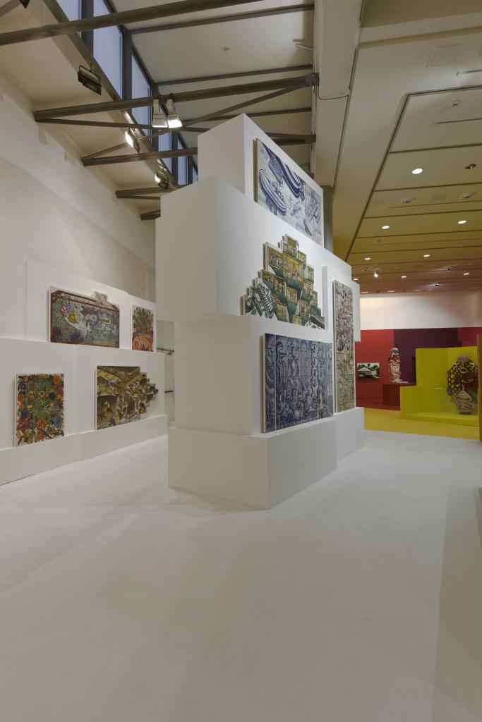 Vue de l'exposition Hervé Di Rosa à la Piscine de Roubaix (12)