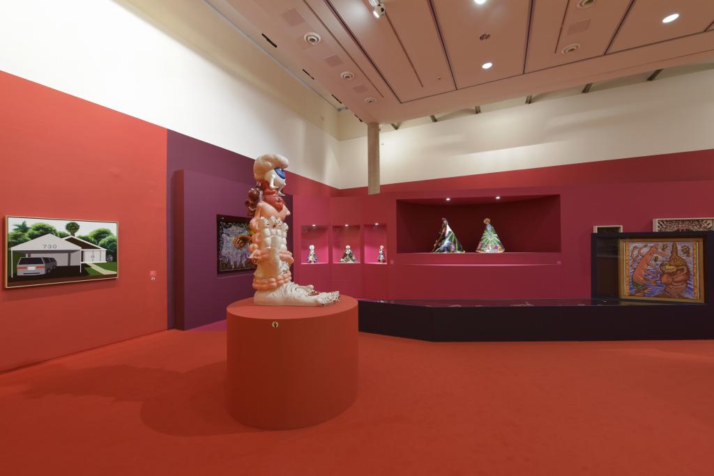 Vue de l'exposition Hervé Di Rosa à la Piscine de Roubaix (18)