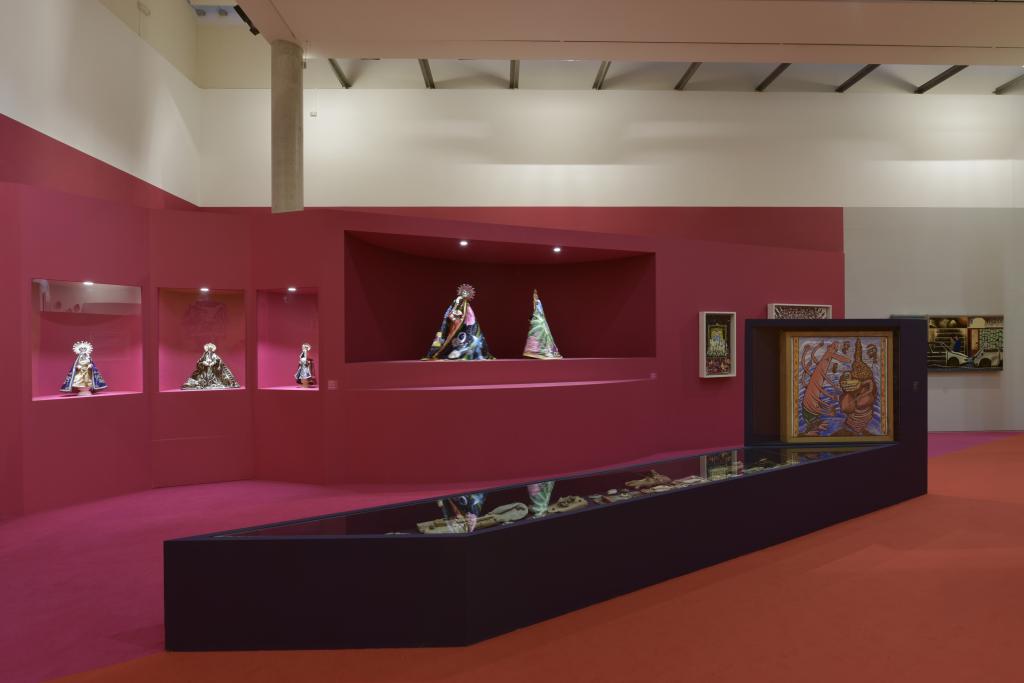 Vue de l'exposition Hervé Di Rosa à la Piscine de Roubaix (21)