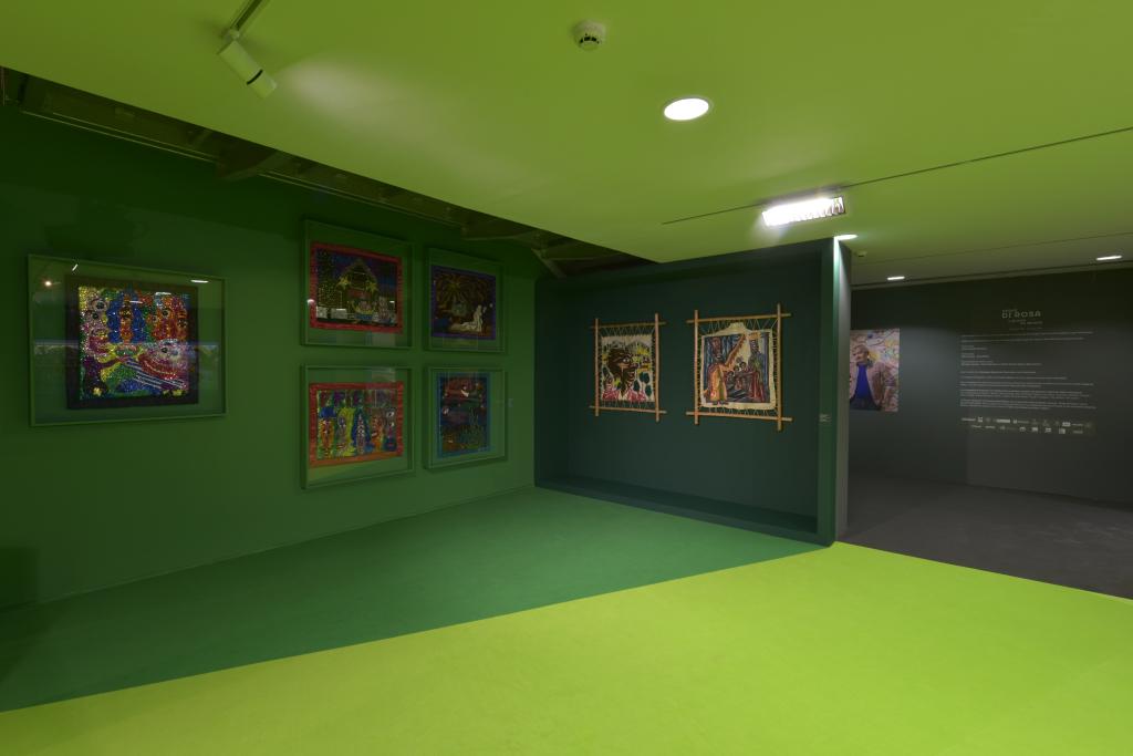 Vue de l'exposition Hervé Di Rosa à la Piscine de Roubaix (4)