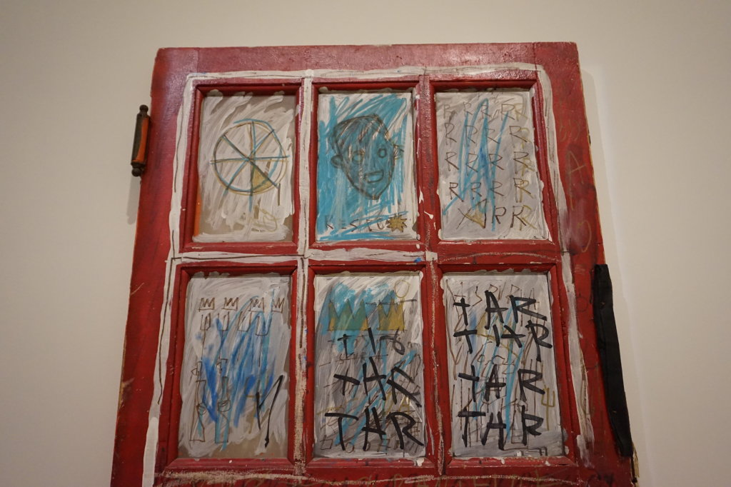 Vue de l'exposition Jean-Michel Basquiat - Fondation Louis Vuitton (11)
