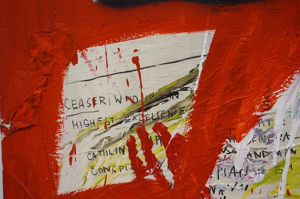 Vue de l'exposition Jean-Michel Basquiat - Fondation Louis Vuitton (26)