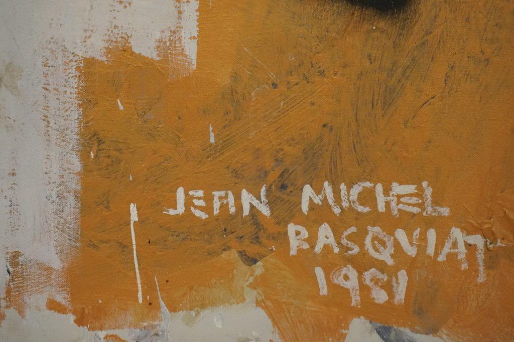 Vue de l'exposition Jean-Michel Basquiat - Fondation Louis Vuitton (3)